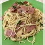 卡邦尼意粉 Spaghetti Carbonara