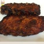 醬燒豬肋骨 BBQ Pork Ribs