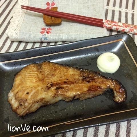 和風香煎銀鱈魚
