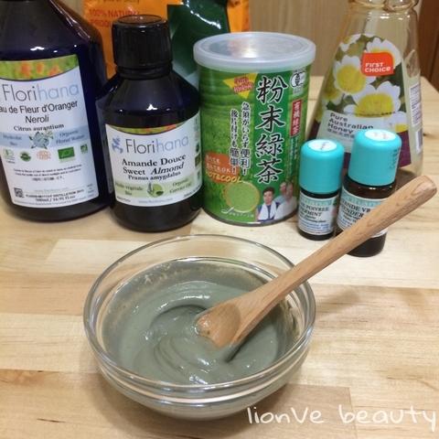 DIY黏土面膜 (clay mask) (2)