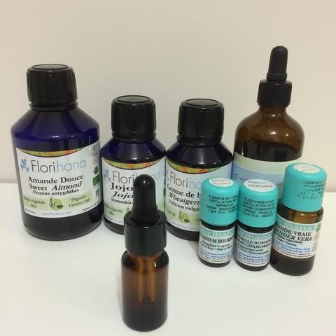 身體潤膚油 (乾性皮膚適用) Body Oil for dry skin