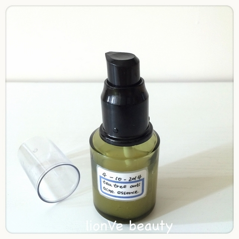 茶樹抗痘精華 Tea Tree Anti Blemish Essence