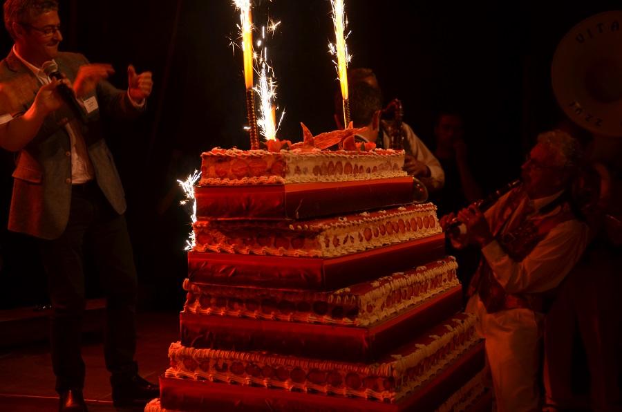 gateau anniversaire 30 ans Liotard TP