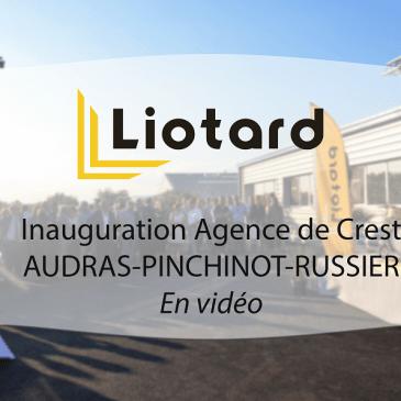 Inauguration Agence de Crest en Vidéo