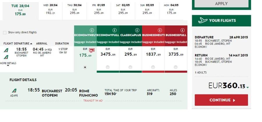 Oferta-Alitalia-Bucuresti-Rio-de-Janeiro