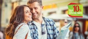 Tap Portugal ofera 10% discount pentru Maroc, Portugalia, Brazilia si America