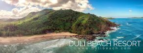 Help us make a small dream come true! We want to take care of the Duli Beach Resort while the owners are traveling
