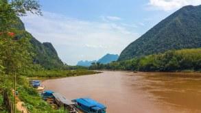 Muang Ngoi Laos și satele izolate din apropiere