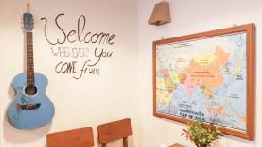 Harta hostleurilor din lume – Ostello Bello Bagan