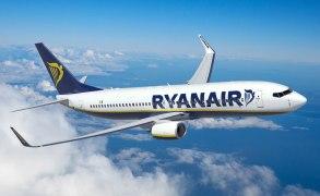 Promoție Ryanair- Bilete până în 20 de euro