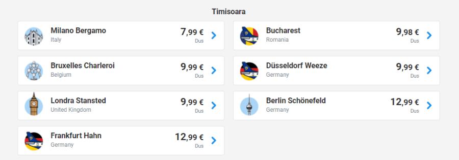 ofertă-Ryanair-escapadă-de-vară-timișoara