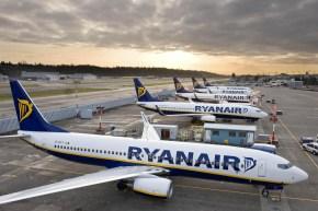 Ce zboruri anulează Ryanair în perioada următoare