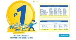 Super promoție de la Cebu Pacific