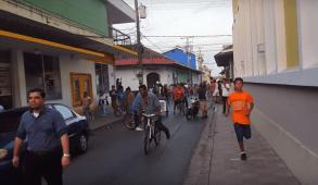 Jurnal de călătorie – proteste în Nicaragua