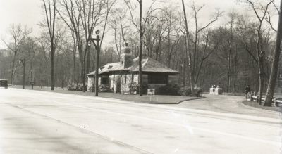 Robert Moses Parkway - The Last Service Station…