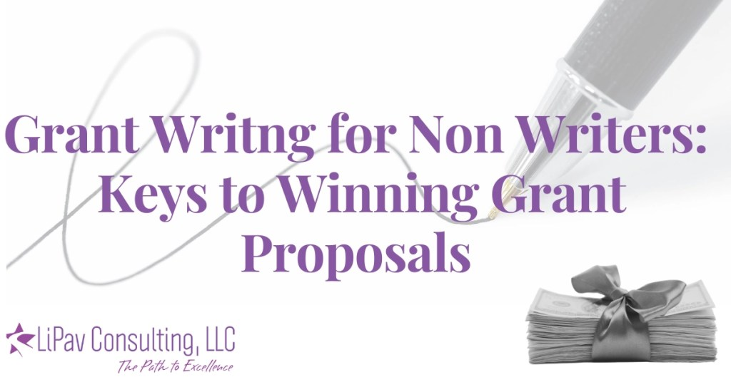 Grant writing course