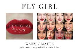 Fly Girl - In stock now Distributor ID 334027