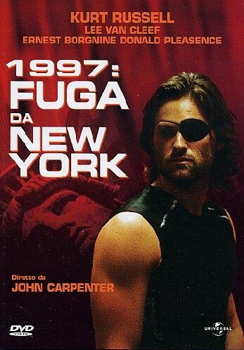 1997 Fuga da New York (1981, J. Carpenter)