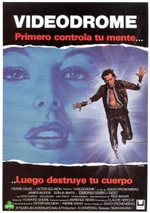 Videodrome (D. Cronenberg, 1982)