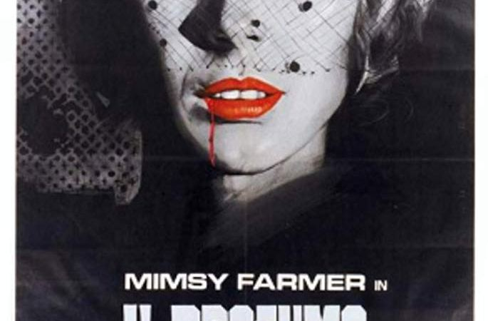 Il profumo della signora in nero (F. Barilli, 1974)