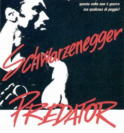 Predator (J. McTiernan, 1987)