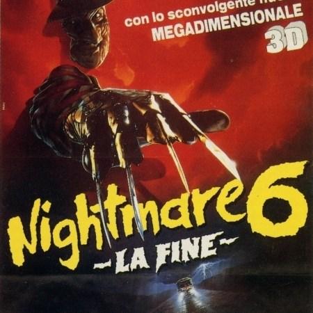 Nightmare 6 – La fine (R. Talalay, 1991)