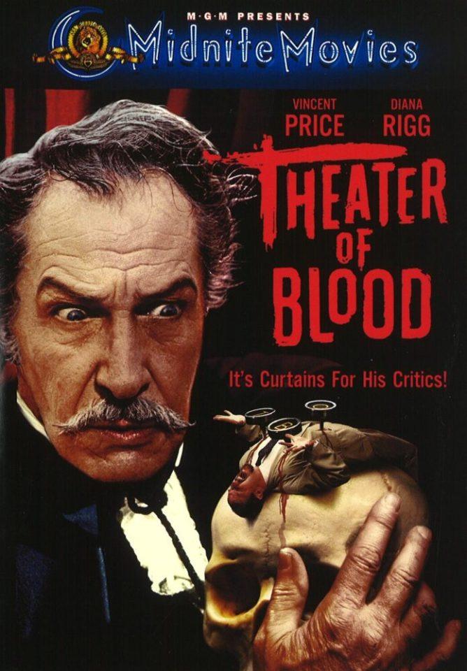 Oscar Insanguinato – Theatre of Blood (Douglas Hickox, 1973)