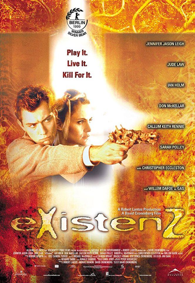 eXistenZ (D. Cronenberg, 1999)