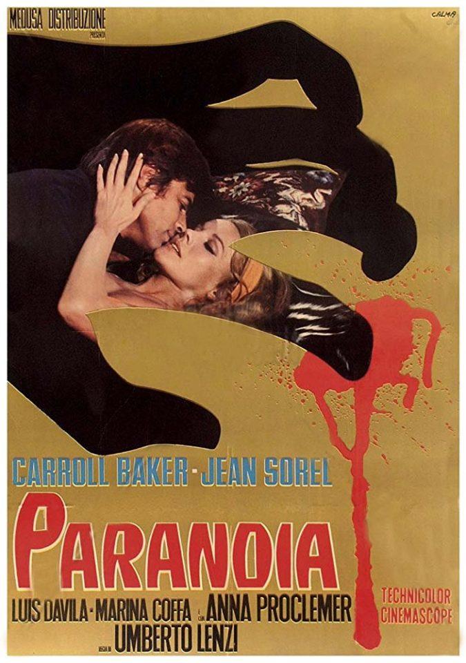 Paranoia (A Quiet Place To Kill, U. Lenzi, 1970)