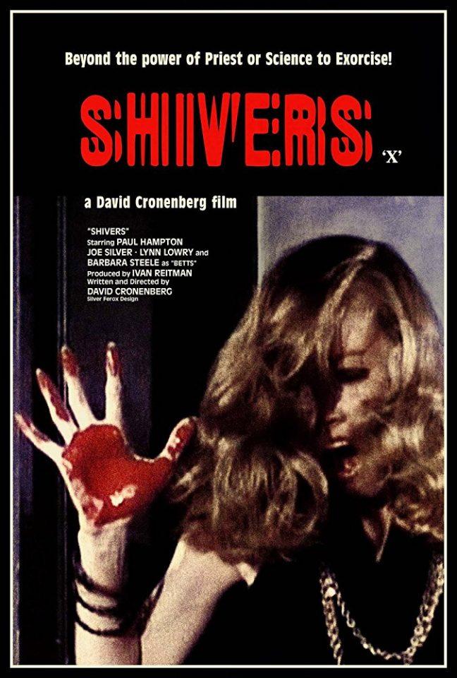 Il demone sotto la pelle (Shivers, D. Cronenberg, 1975)
