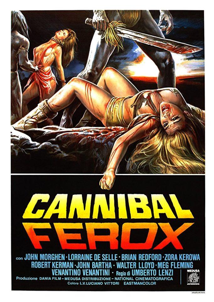 Cannibal Ferox (U. Lenzi, 1981)