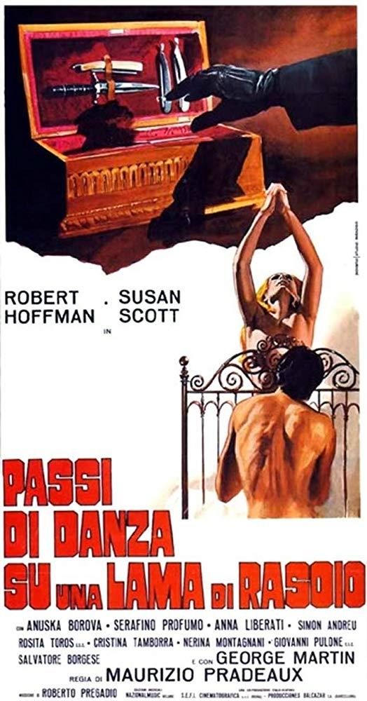 Passi di danza su una lama di rasoio (M. Pradeaux, 1973)