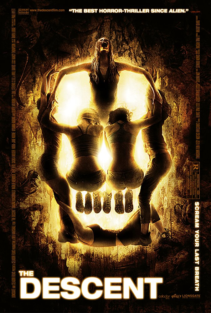 The descent – Discesa nelle tenebre (N. Marshall, 2005)