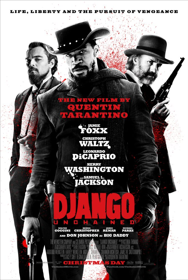 Django Unchained (Q. Tarantino, 2012)