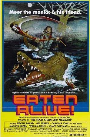 Quel motel vicino alla palude (Eaten Alive, T. Hooper, 1977)