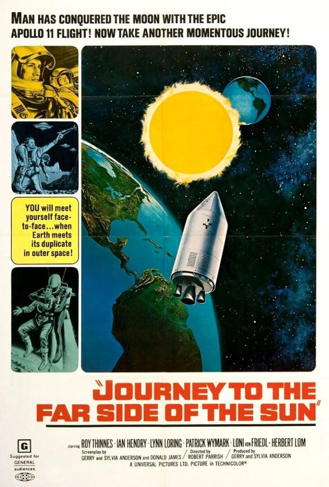 Doppia immagine nello spazio – Doppelgänger (R. Parrish, 1969)