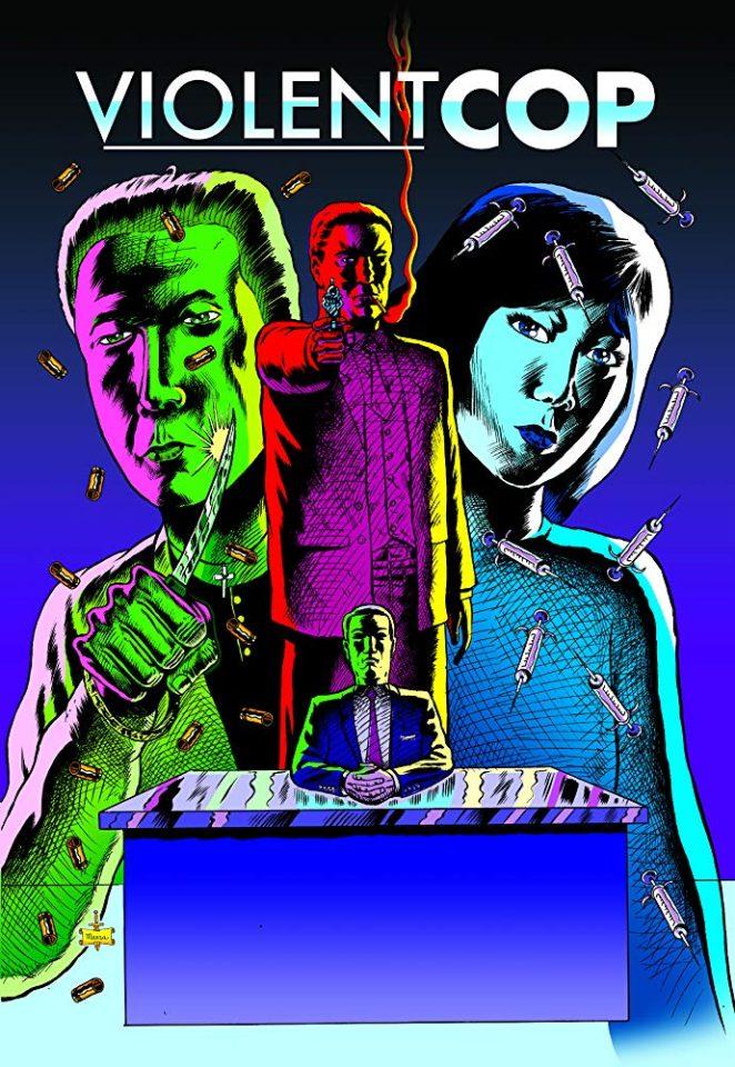 Violent cop (T. Kitano, 1989)