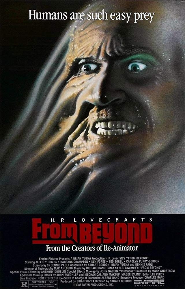 From beyond – Terrore dall'ignoto (S. Gordon, 1986)