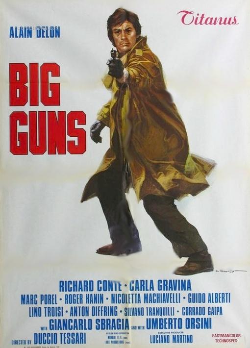 Tony Arzenta (Big Guns, D. Tessari, 1973)