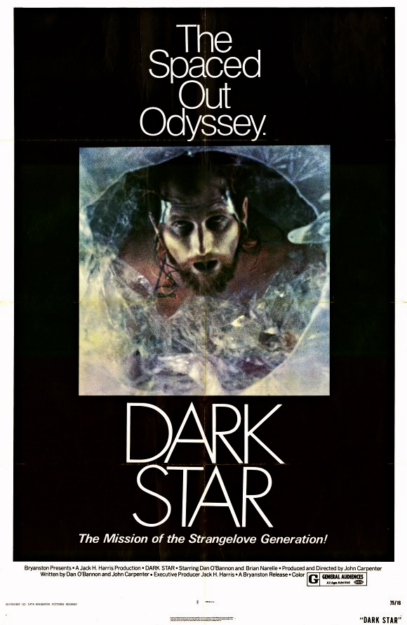Dark star (1974, J. Carpenter, Dan O'Bannon)