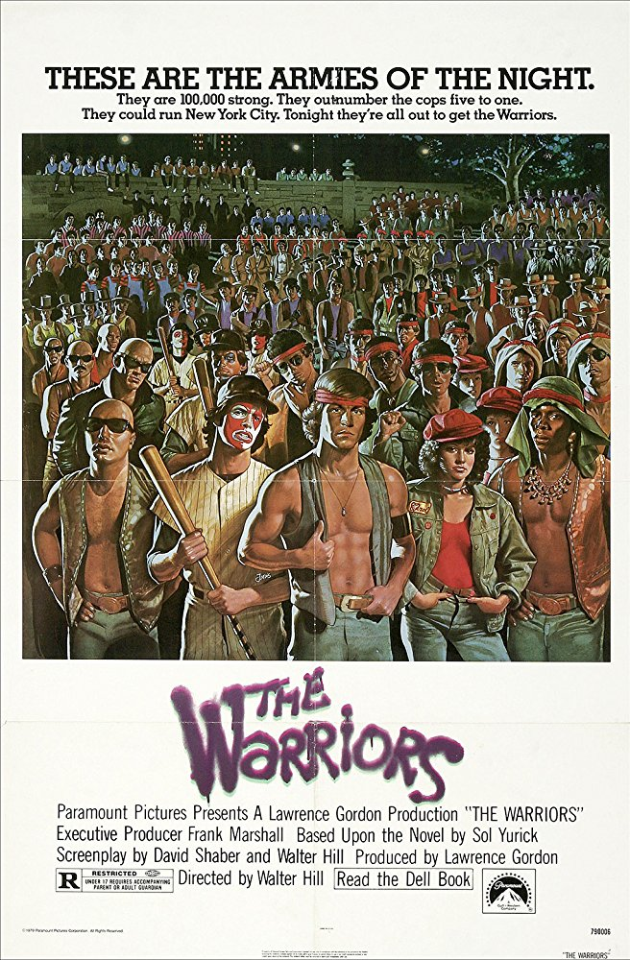 I guerrieri della notte (1979, Walter Hill)