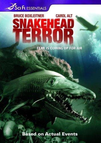 Creature del terrore (Snakehead Terror, P. Ziller, 2004)