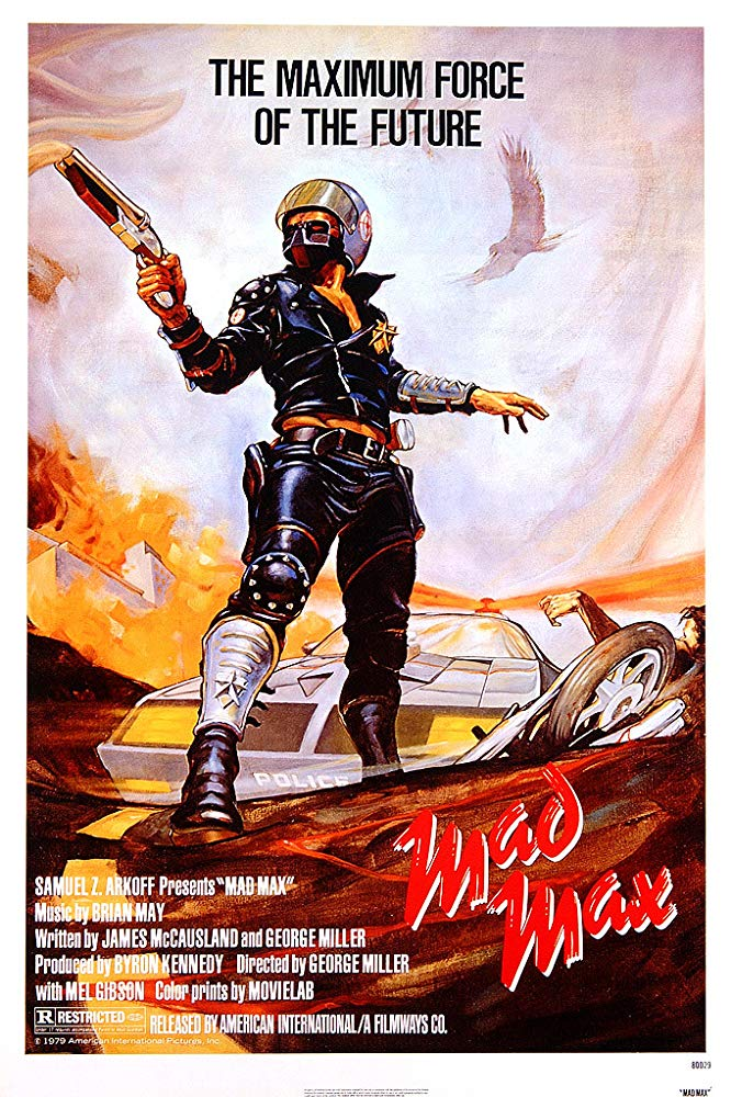 Interceptor – Mad Max (G. Miller, 1979)