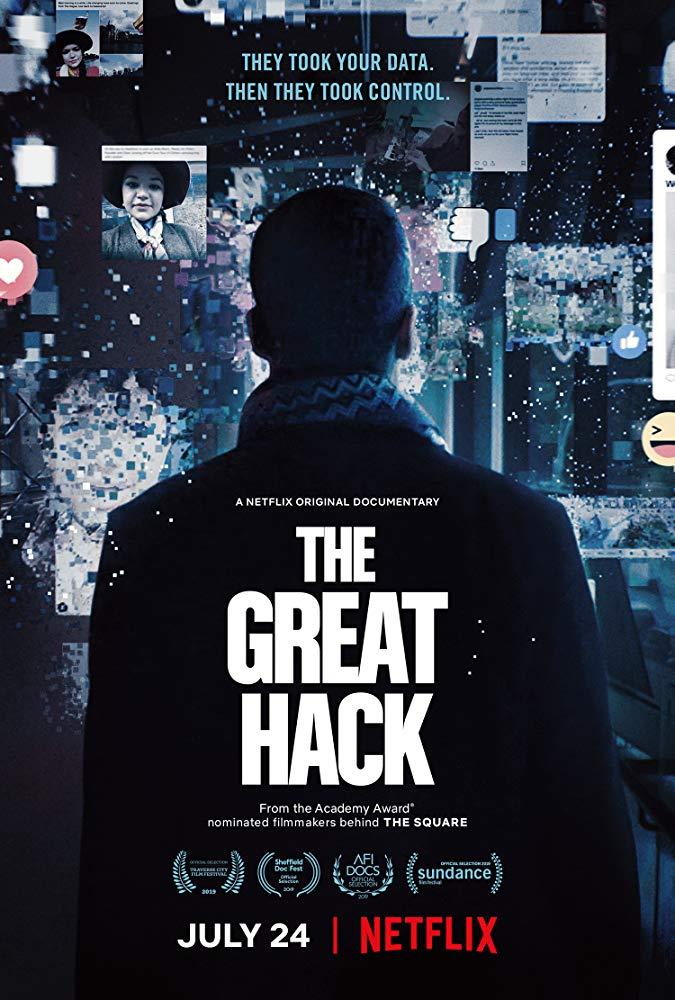 The Great Hack – Privacy violata (K. Amer, J. Noujaim, 2019)