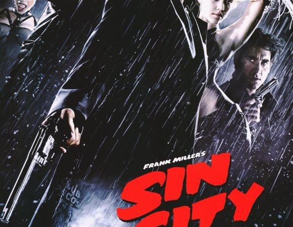 Sin city (F. Miller, R. Rodriguez, Q. Tarantino, 2005)