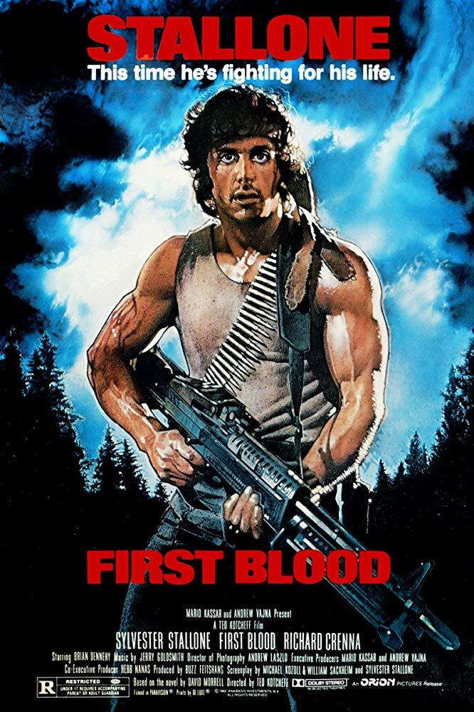 Rambo (T. Kotcheff, 1982)