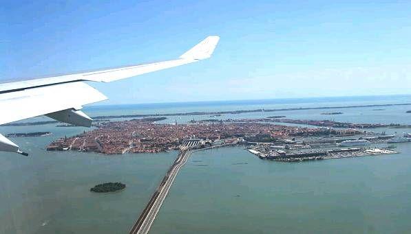 Cosa fare nei pressi dell'aeroporto Marco Polo di Venezia