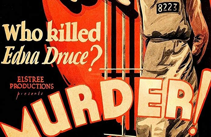 Omicidio! (A. Hitchcock, 1930)