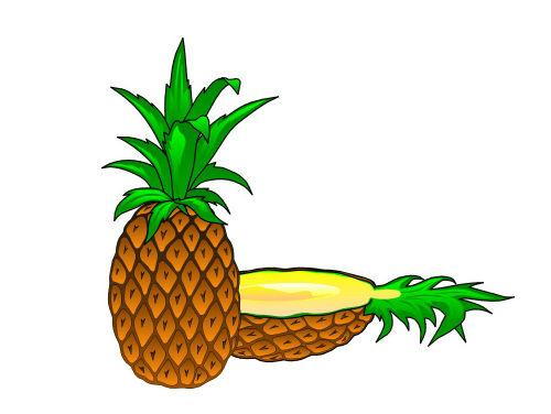 Загадки для детей про сладкий и ароматный ананас ...
