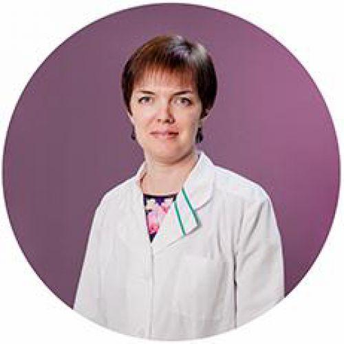 Минаева Елена Борисовна, терапевт, семейный врач ...